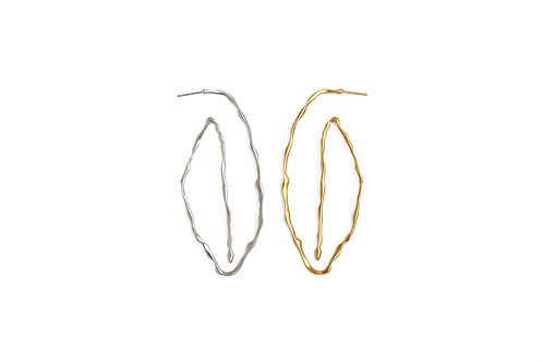 Stalactites Single Earring
