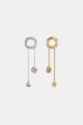 Pendulum Single Earring
