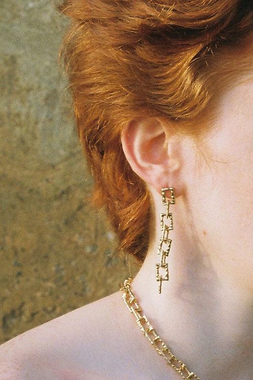Chain No.1 Single Earring