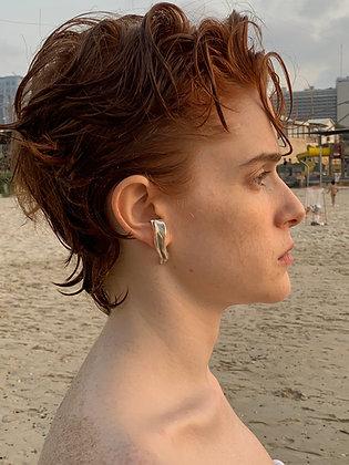 YOSTER X JF Pupa Single Earring