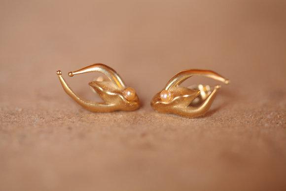Claw Earrings Yoster X Sabina Musáyev