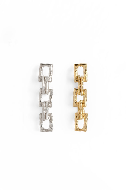 Chain No.2 Earring