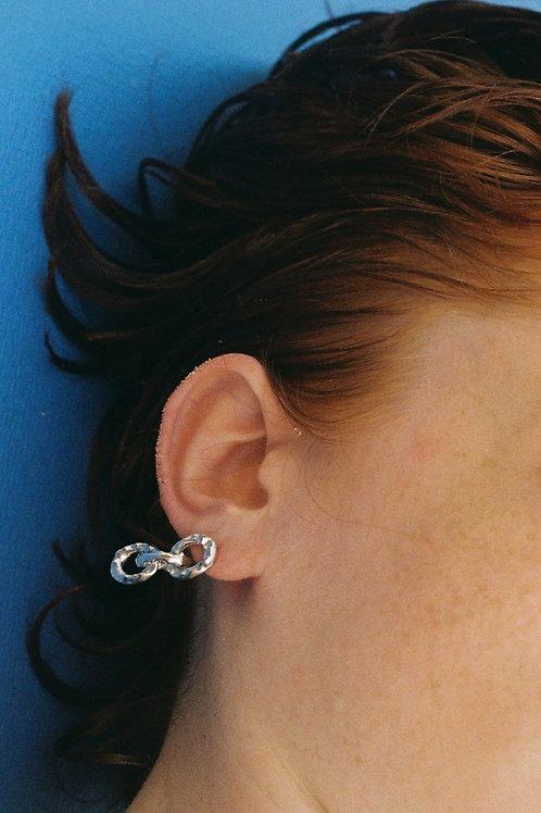 ClassiChain Earrings