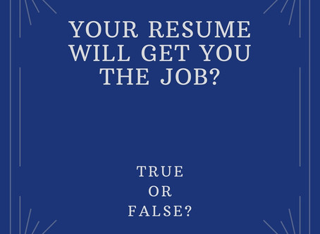 RESUME TIPS TO GET THE INTERVIEW