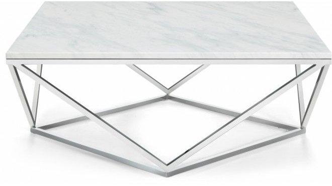 Geometric coffee table