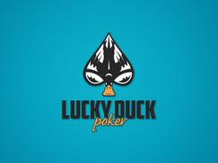 Lucky Duck Poker Logo