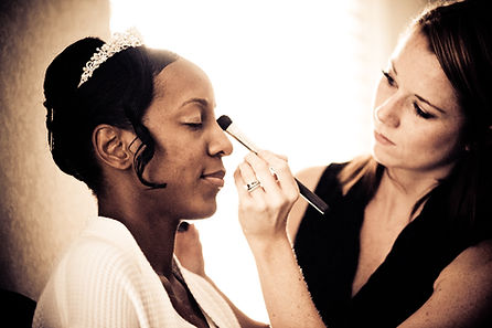 Freelance Makeup Artist for wedding