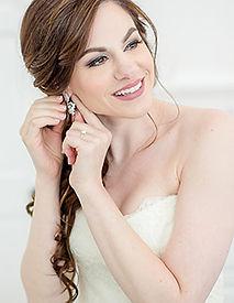 Pittsburgh Wedding Makeup