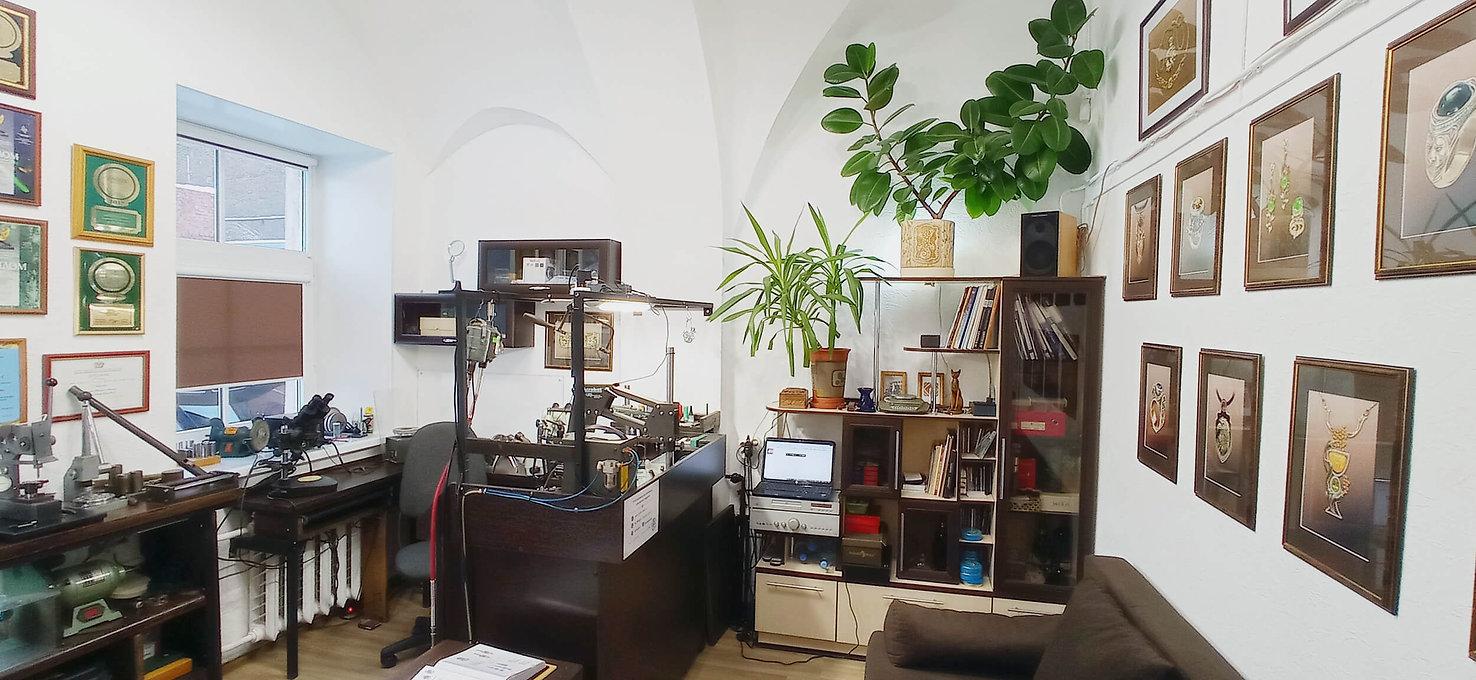 ювелирная мастерская в Санкт-Петербурге на ул. ломоносова 10