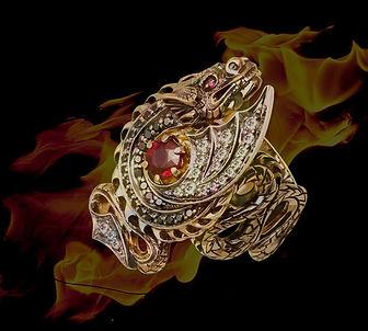 золотое кольцо дракон