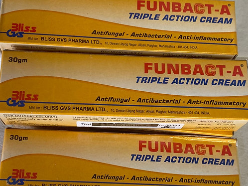 Funbact-A Triple Action