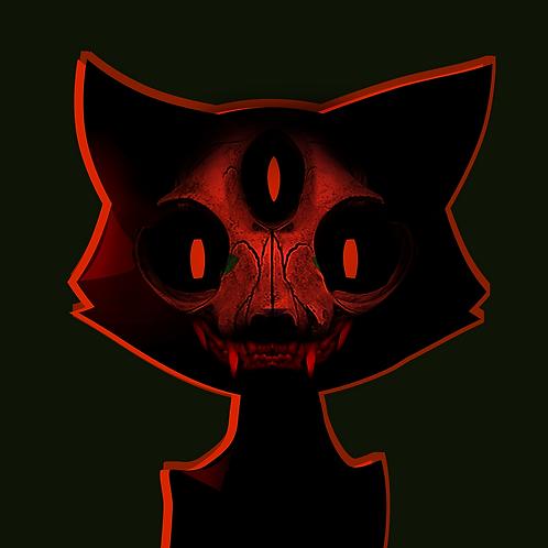 KIRA: Halloween Kira Sticker