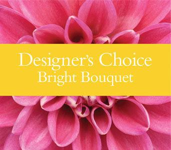 Designer's Choice Bright Bouquet