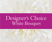 Designers Choice White Bouquet