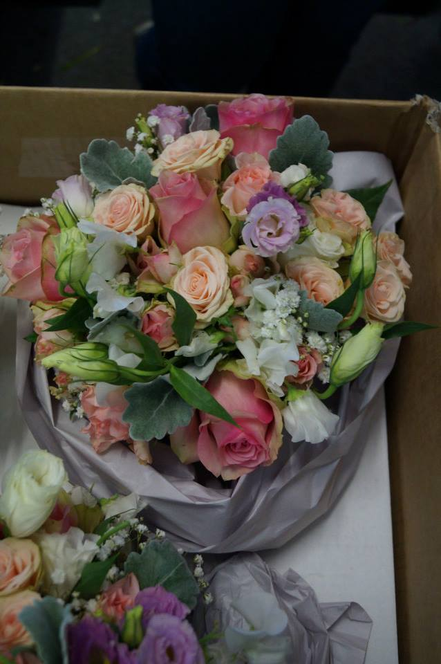 Mixed flower bouquet - packed and ready for transport.jpg