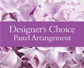 Designers Choice Pastel Arrangement