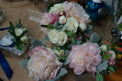 Flowers for the wedding cake.jpg