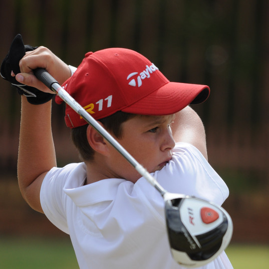 SA Childrens golf