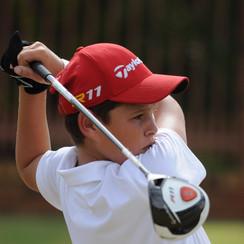 SA Childrens golf