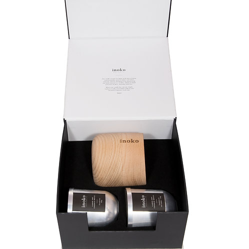 TIMBER LARGE GIFT SET