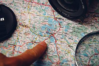 planification d'itinéraire