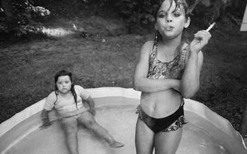 Des nouvelles de la fillette à la cigarette photographiée par Mary Ellen Mark