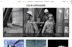 """À la Une de """"L'Oeil de la photographie"""". 04/2021"""