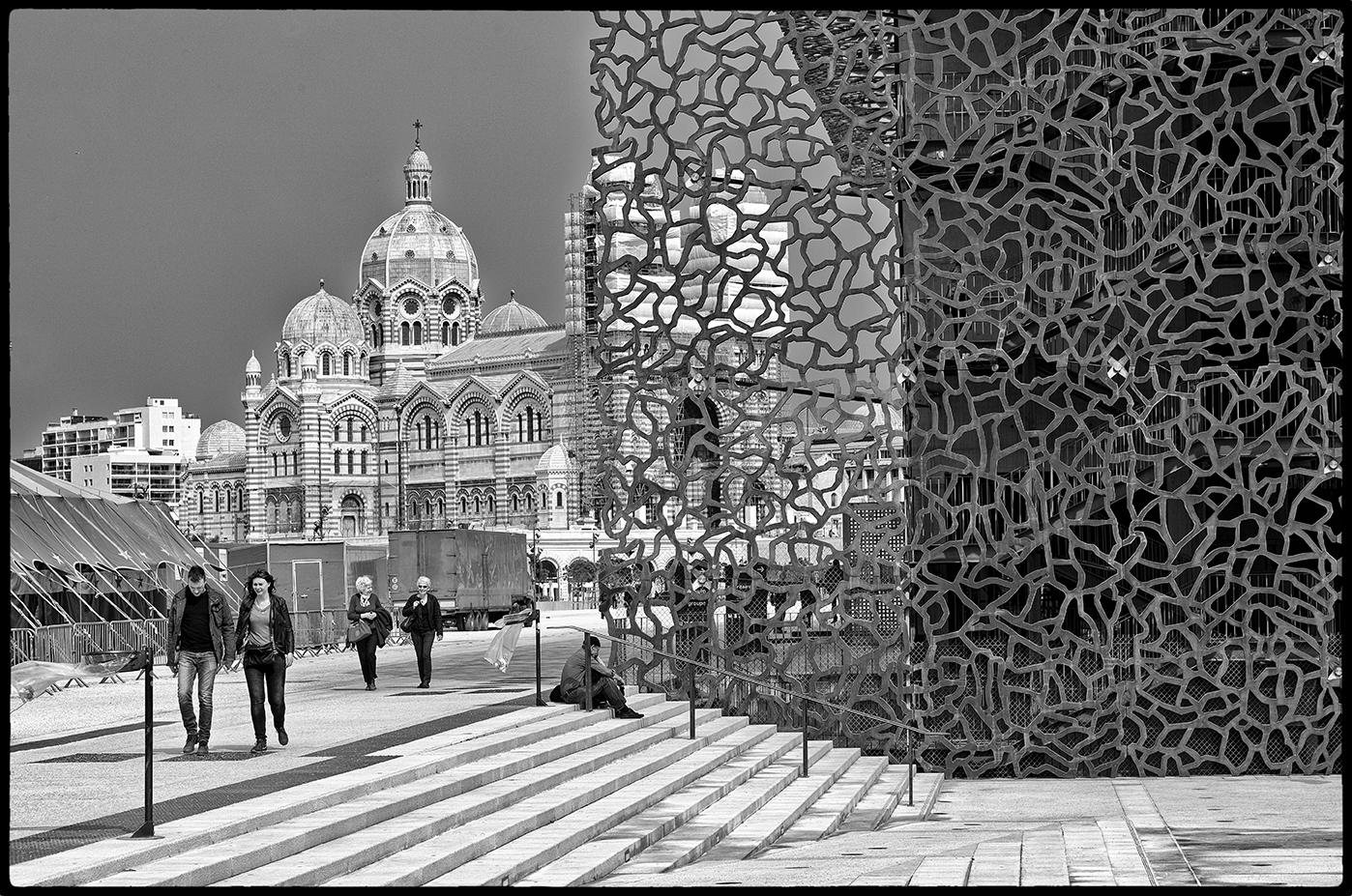Marseille, Mucem, 04/2016