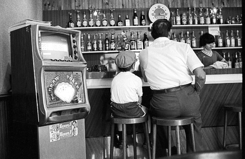 Tel père, tel fils. France, 1977.