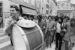 Manifestation étudiante, Grenoble 19