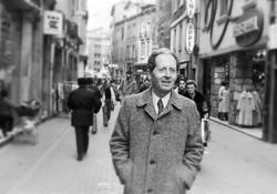 Hubert Dubedout, 1978.