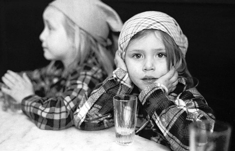 Les sœurs, 1977.