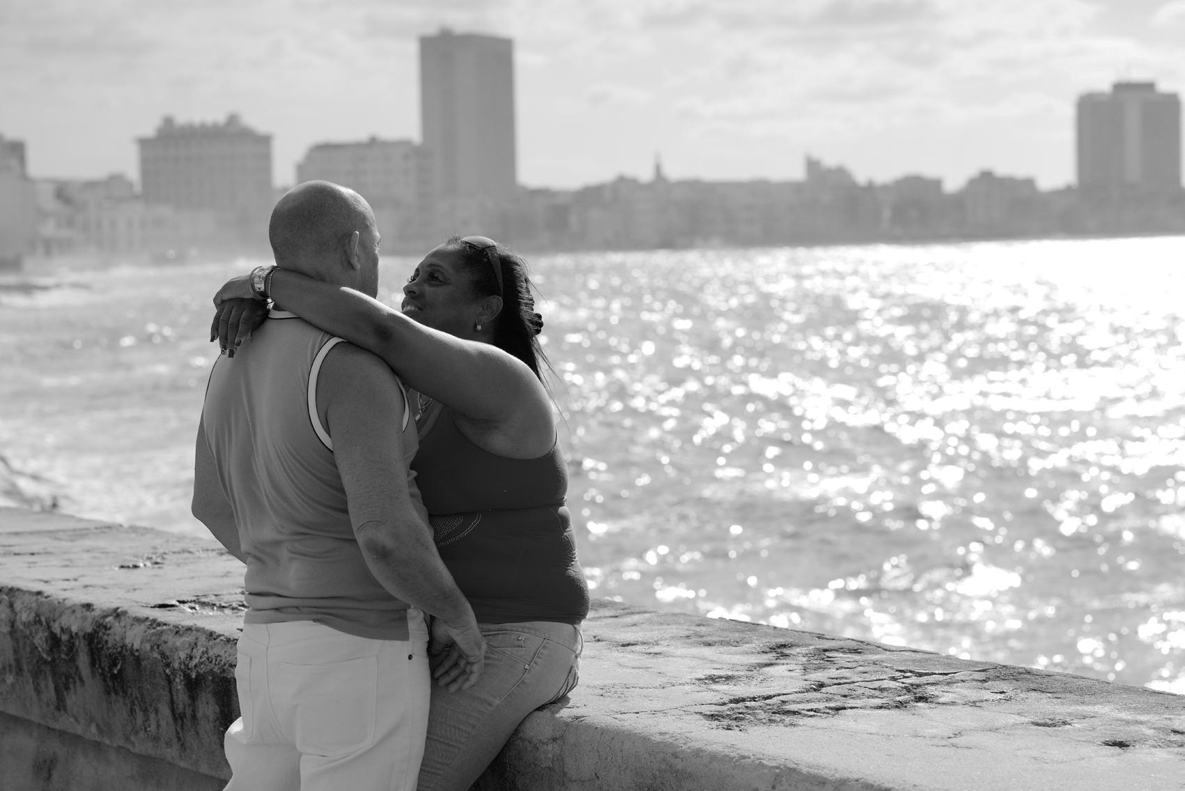 Le Malecon, La Havane, Cuba 2015