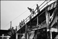Canaux de Bangkok, 01/2020