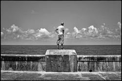 Le Malecon, Cuba 2015 La Havane.