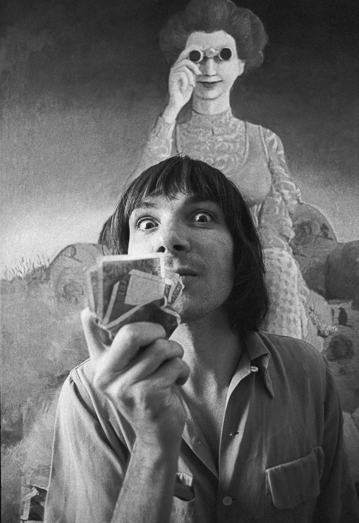 Jean-Pierre Vergier, 1979.