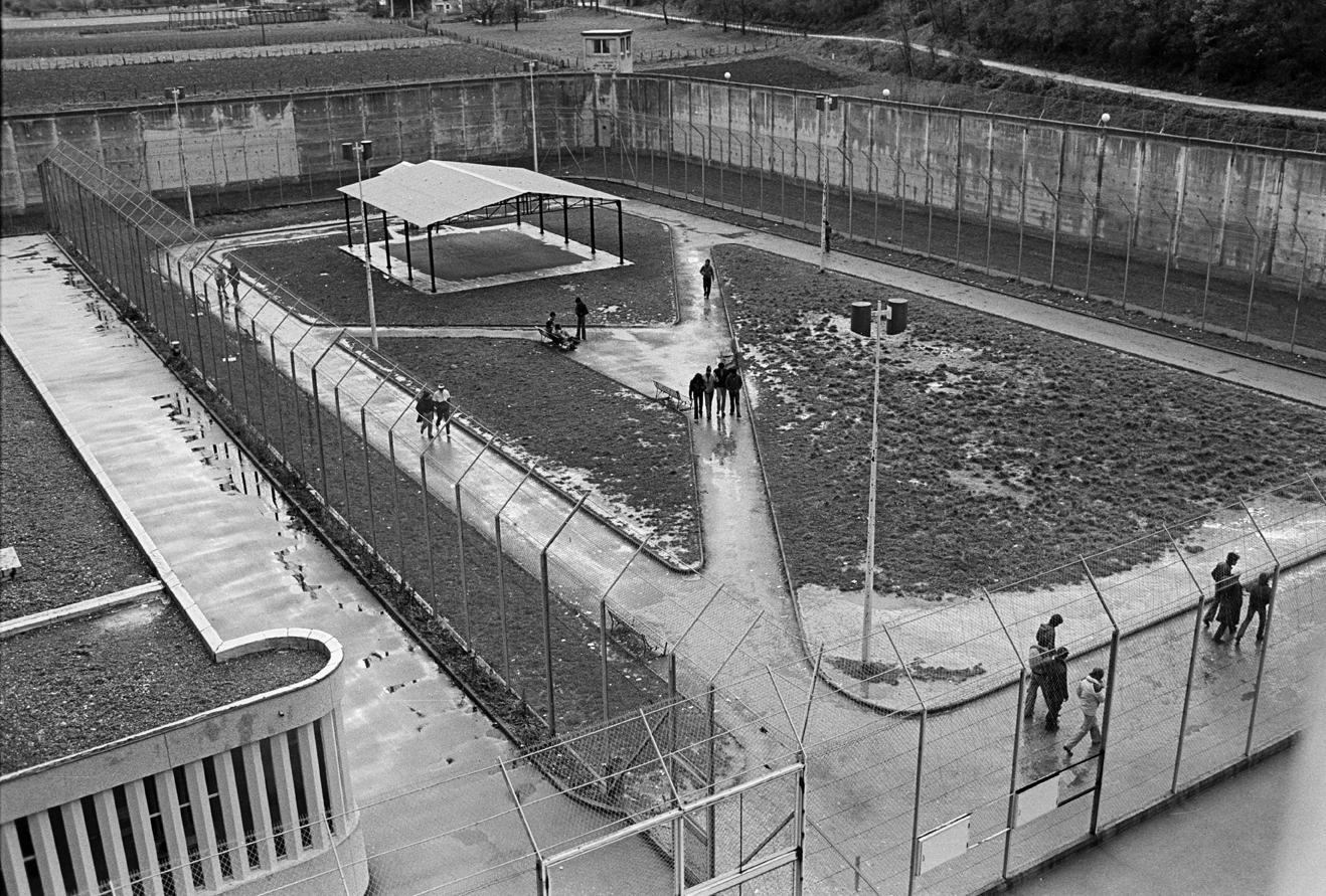 Maison d'arrêt, Varces,1979