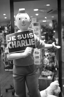 Je suis Charlie, Grenoble
