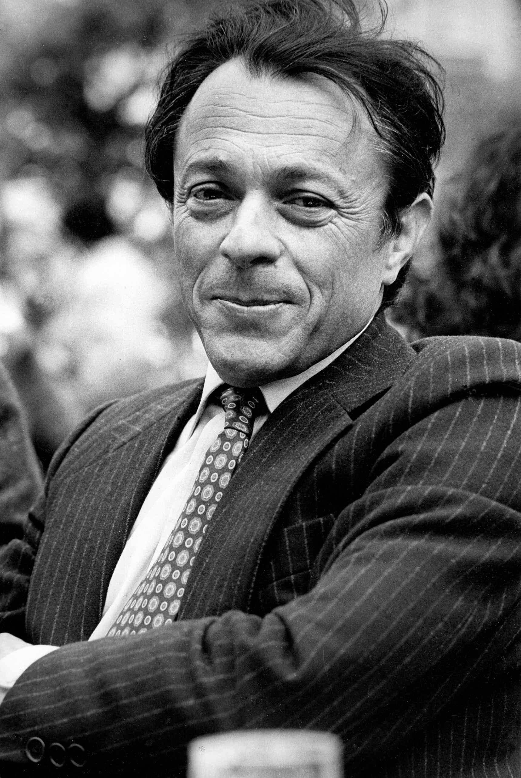 Michel Rocard, 1982.