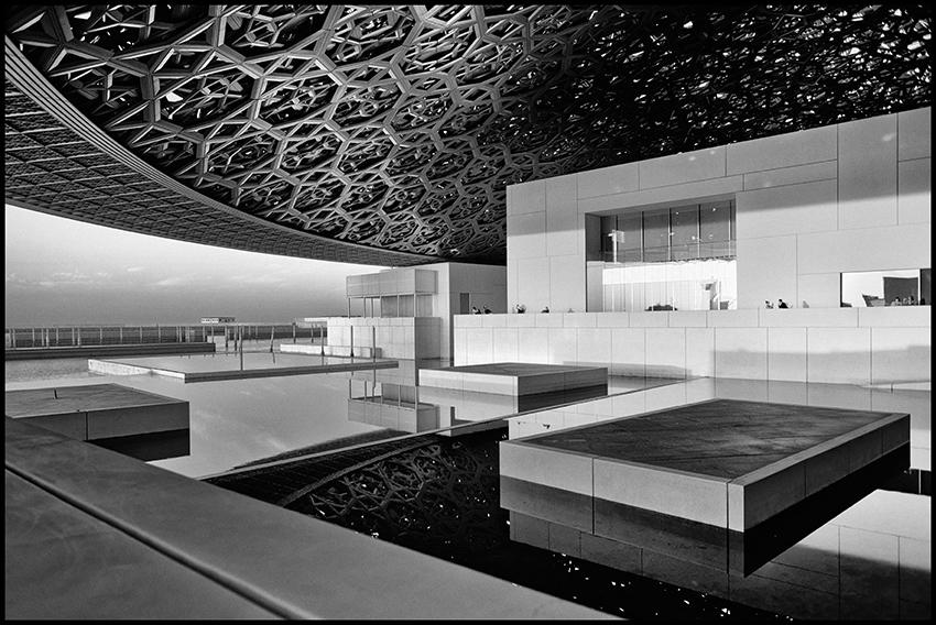 Le Louvre Abu Dhabi. 2019