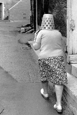 La poubelle, France, 1983.