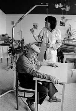 Service de gériatrie, 1983