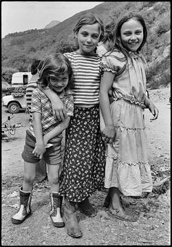 Gens du Voyage, France 1981.