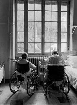 Maison de retraite, France, 1982