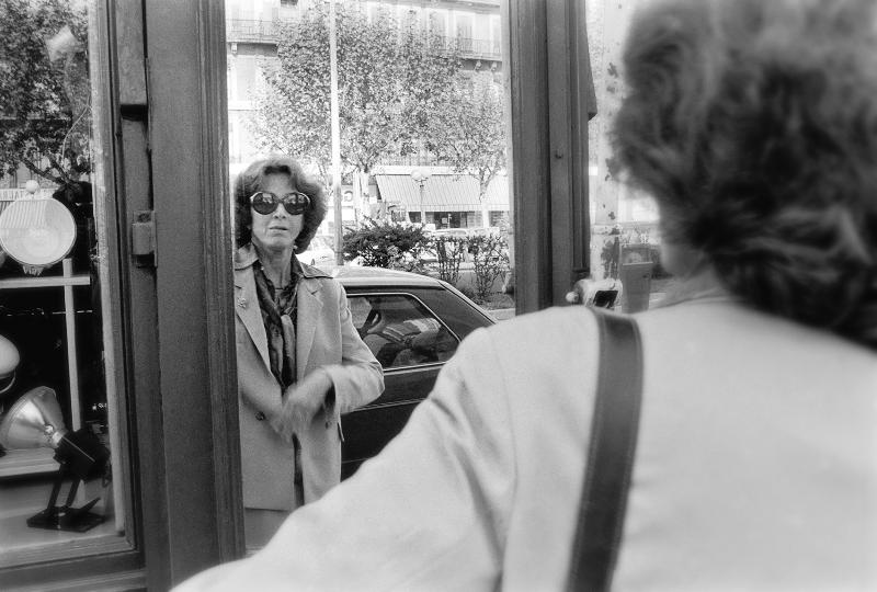 Gisèle Halimi, 1982.