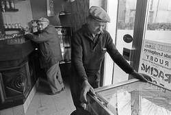 Le bistrot. France 1978.