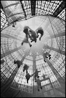 Galeries Lafayette, Paris 2019