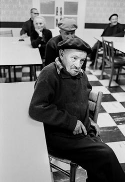 Hospice. France 1983