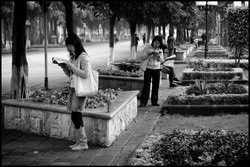 Campus de Canton, Chine, 2007