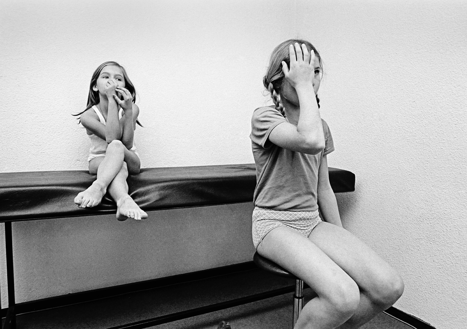 La visite médicale, France 1982.